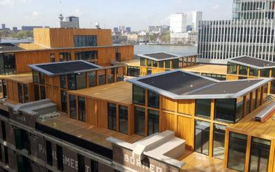 Tetti in legno: resa estetica e risparmio energetico