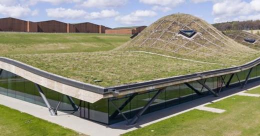 """Ecologico e conveniente: i vantaggi di un """"tetto verde"""""""